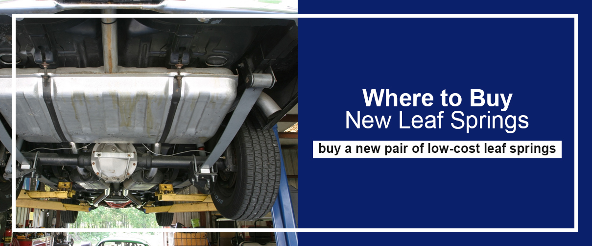 where to buy leaf springs