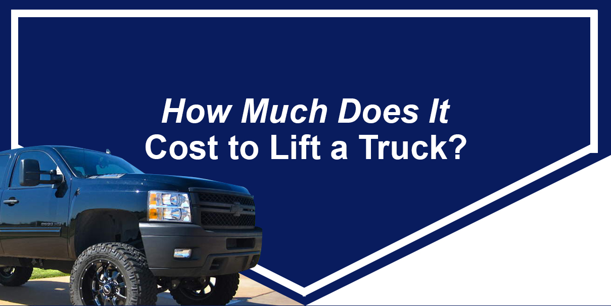 How Much Does It Cost to Lift a Truck? - General Spring